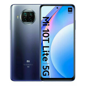"""Xiaomi Mi 10T LITE 5G 6+128GB RAM 6.67"""" 64 Mpx 4820mAh ATLANTIC BLUE Smartphone"""
