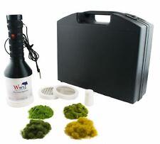 More details for wwspro grass grand static grass applicator starter kit– model railway flock