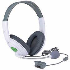 Headphone Earphone White Headset With Microphone Audifonos Para Videojuegos