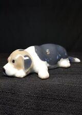 Royal Copenhagen porcelain Beagle figurine #850 annual Christmas 2015 dog