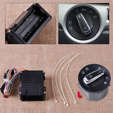 Auto Fit for VW Golf Jetta 98-04 Headlight Sensor Module Headlamp Switch Control