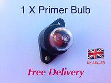 Primer Bulb 2 Hole Screw Fit  McCulloch, Partner Chainsaws etc. ** UK SELLER **