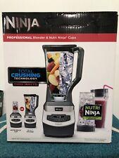 NEW NINJA BL660 PROFESSIONAL BLENDER WITH NUTRI NINJA CUP