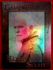 GAME OF THRONES - SER BARRISTAN SELMY - Season 4 - FOIL PARALLEL Card #62