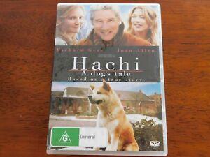 Hachi - A Dog's Tale (DVD, 2010)  Region 4