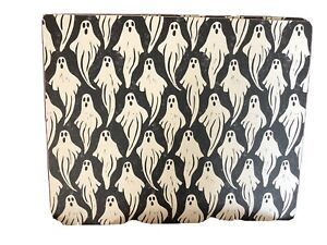 Pottery Barn Ghosts Cork Placemats - Set of 4 NLA NWT