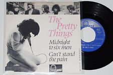 """THE PRETTY THINGS -Midnight To Six Men / Can't Stand The Pain- 7"""" 45  Fontana"""