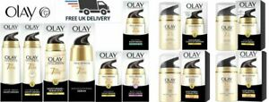 Olay Total Effects 7inOne Moisturisers Or Serums 50,40&15 ml. Brand New Sealed