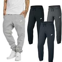 Nike Men's Cuffed Joggers Tracksuit Track Pant Jogging Trouser Bottom Sweatpants