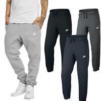 Nike Men's Cuffed Joggers Tracksuit Track Pant Jogging Trouser Bottom Sweatpants