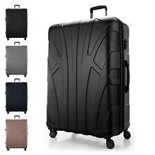 SUITLINE Hartschalen-Koffer XXL 160 L Koffer Trolley Rollkoffer Reisekoffer TSA