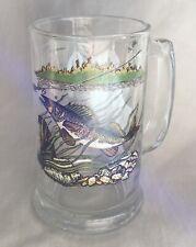 Vintage Schmidt Beer Collector Series Mug IV Fish