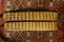 Napoleonic French Officers chin scales brass