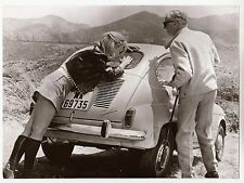 """Lee Remick (Foto '69) - """"Killer und die Dirne"""" / Auto Seat 600 D / sexy"""