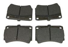 ZLI MDS466 Semi-Metallic Disc Brake Pads for Aspire/Escort/323/Protege/Tracer