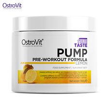 PUMP PRE WORKOUT FORMULA 300 - 30 Servings - Focus Energy Concentration Arginine