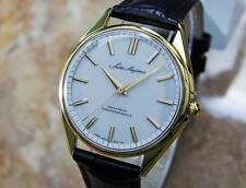 Seiko Skyliner 1970s Gold Plated Mens 37mm Manual Vintage Japanese Watch Q52