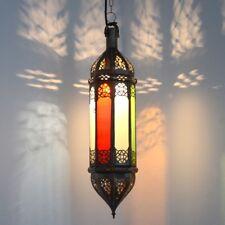 Orientalische Lampe Marokkanische Marrakesch Orient Deckenleuchte GHC2 Multi