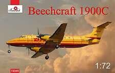 Amodel 1/72 Beech 1900C DHL # 72345