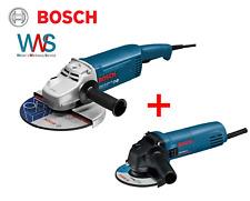 BOSCH Winkelschleifer GWS 22-230 JH Professional + Winkelschleifer GWS 850C NEU!