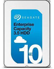 "Seagate Exos X X10   10TB Festplatte   ST10000NM0086   SATA 6Gb/s   3,5""   NEU"