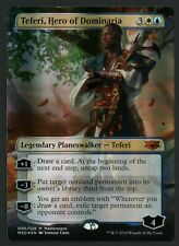 ***1x FOIL Teferi, Hero of Dominaria Mythic Edition*** MTG Promo -Kid Icarus-
