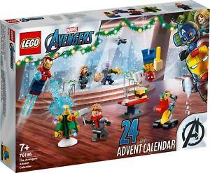 LEGO Marvel Super Heroes Advent Calendar 76196