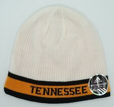 Ncaa Tennessee Volunteers Adidas Adult Reversible Winter Knit Hat Cap Beanie New