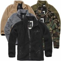 Brandit Teddyfleece Fleece Jacke Jäger Outdoor Jagd Polar Jacket S-5XL