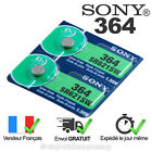 2 PILES SR621SW / SR621 / 364 / 1,55V SONY / ENVOI RAPIDE