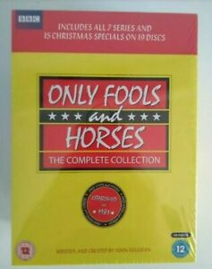 Only Fools and Horses the Complete Collection New slim boxset Dvd. New Sealed