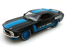 FORD MUSTANG BOSS 302 1970 1:24 Scale Diecast Car Model Die Cast Cars Models