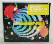 Korea Japan BIGBANG BIG BANG Fisrt Album Taiwan CD+DVD