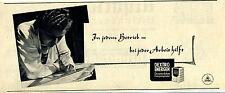 Dextro Energen--In jedem Betrieb,bei jeder Arbeit hilft---Werbung 1941 -