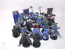 27 Space Marine Command Squad Figures Warhammer 40,000 40k GW