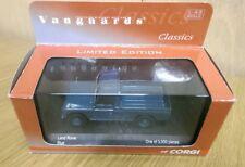 Corgi VA07608 Land Rover pick up Blue Ltd Edition of 3000