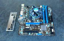 MSI B75MA-P45 MS-7798 LGA1155 M-ATX Motherboard with i3-2100 3.1GHz       (3a09)