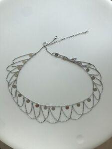 Belly Dance Festival Belt Body Jewellery Length Adjustable 86cm