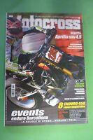 Motocross 12 Diciembre 2003 Aprilia Sxv 4.5 Enduro Barcelona