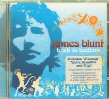 James Blunt(CD Album)Back To Bedlam-VG
