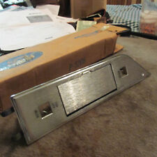 NOS 1973 - 1978 FORD GALAXIE LTD CUSTOM 500 COUNTRY SQUIRE RH FRONT LOCK BEZEL