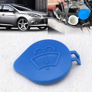 Windscreen Washer Bottle Cap Compatible with Ford Focus 2011 - 2015 1708196
