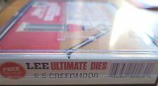 Lee Ultimate 4 Die Set 6.5 Creedmoor 90939 reloading rcbs hornady redding