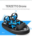 H36F 2.4G Vehicle Drone Boat JJRC 3in1Remote Control Toy With 3D Flips Headless