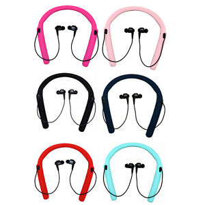 Silicone Protective Case Sleeve Cover Slim for Sony WI-1000X Wireless Headset MS