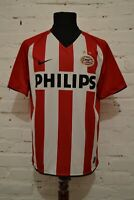PSV EINDHOVEN HOLLAND 2008/2010 HOME FOOTBALL SHIRT SOCCER JERSEY SIZE M NIKE
