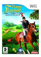 Pippa Funnell: RANCH di salvataggio nuovo e sigillato (Nintendo Wii, 2007)