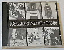 Do It by Rollins Band CD 1988 Texas Hotel Thousand Times Blind You Look at You