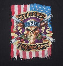 Vintage Guns N Roses T Shirt 91-92 Tour Use your Illusion Brockum Sz LG-XL