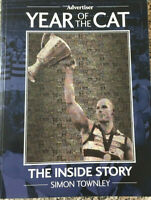YEAR OF THE CAT – The Inside Story of the Geelong Premiership